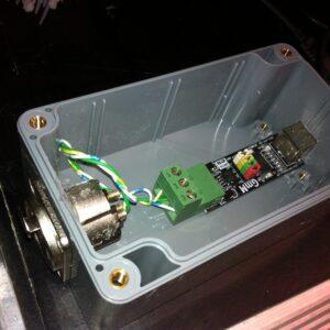 diy usb dmx controller