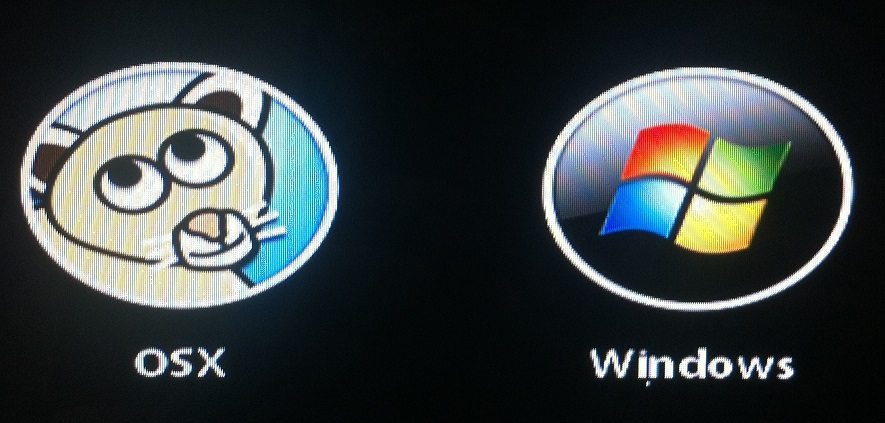 Chameleon bootloader osx windows