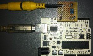 Arduino AV out DIY shield