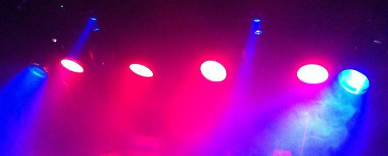simple lightshow