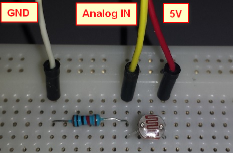 Arduino LDR Light Dependent Resistor Guide | Steven B.