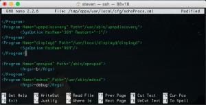 IX4-300d Startup Script